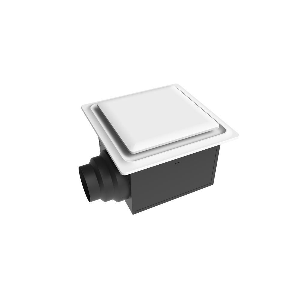 Aero Pure Low Profile 110 CFM Quiet Ceiling Bathroom ...