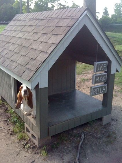 reader pet projects - the perfect dog house has a perfect front
