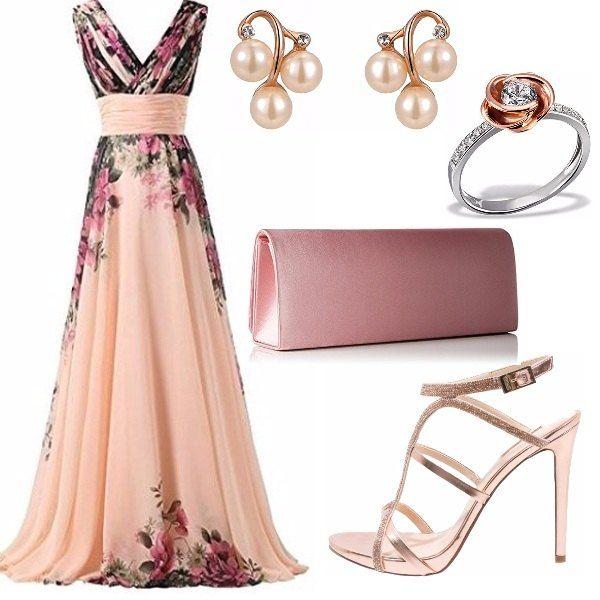 Shop Online Abiti Eleganti.Abito Da Cerimonia O Serata Elegante In Lungo Per Questa Mia