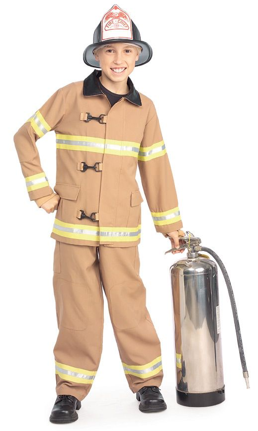 childrens firefighter halloween costume - Halloween Costume Fire