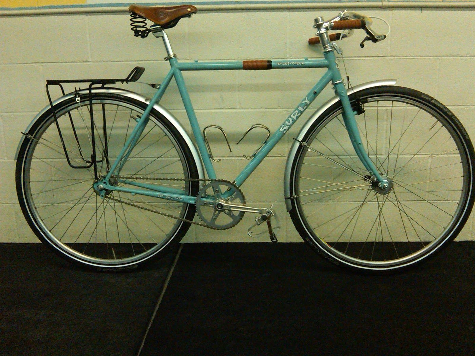 I like bikes: Another bike quandary