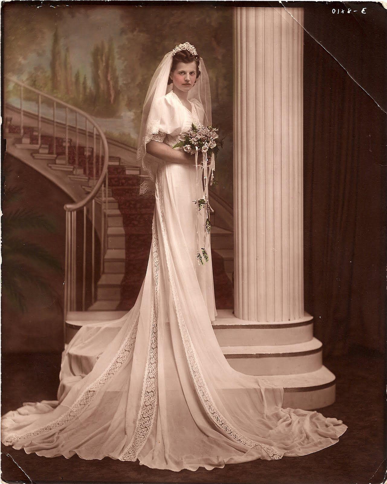 Vintage Wedding Dresses Perth: Vintage Wedding Attire