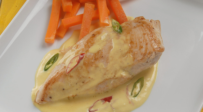 دجاج بالكريمة من الشيف دعد أبو جابر من الشيف ليلى فتح الله Recipe How To Cook Chicken Cooking Chicken Dishes