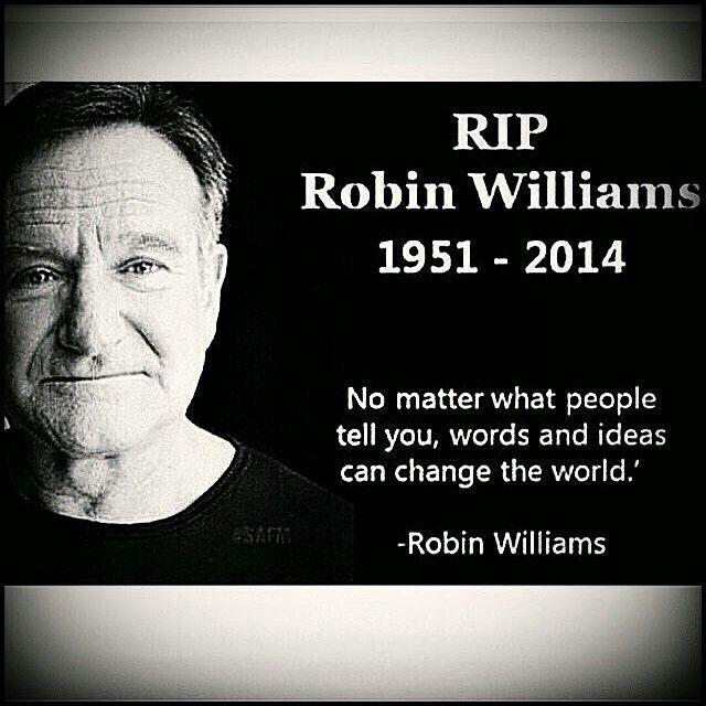 Robin Williams Rip Quote Robin Williams Robin Williams Quotes Robin Williams Comedy
