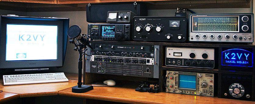 Amateur Radio Station Wb4omm: K2VY Amateur Radio Station