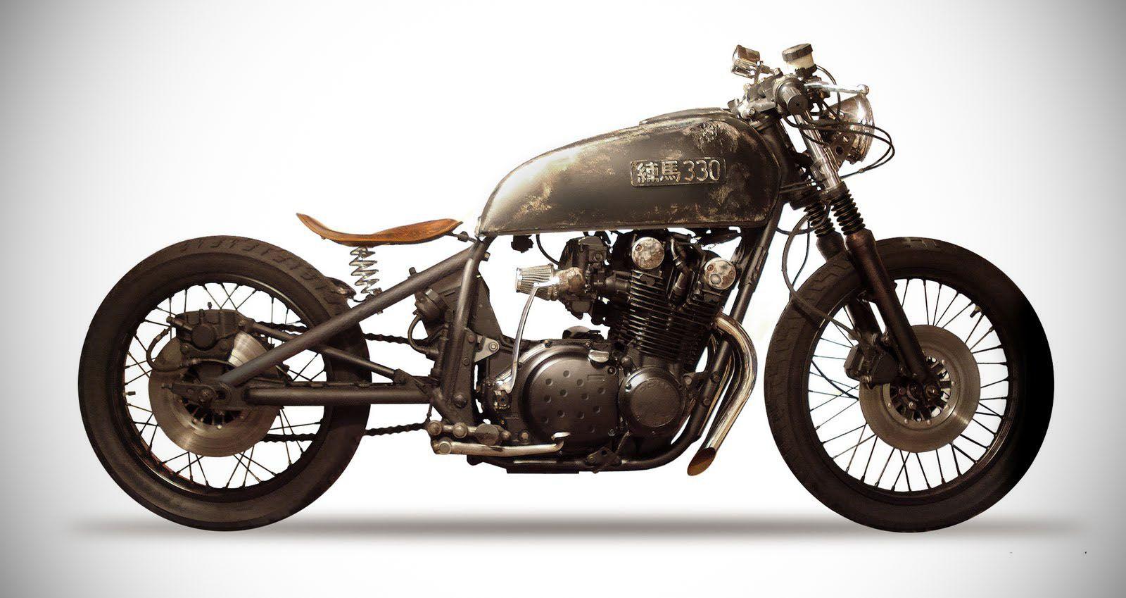 Free The Wheels Inspiration Suzuki Gs550 Suzuki Suzuki Cafe Racer Bobber Motorcycle [ 849 x 1600 Pixel ]