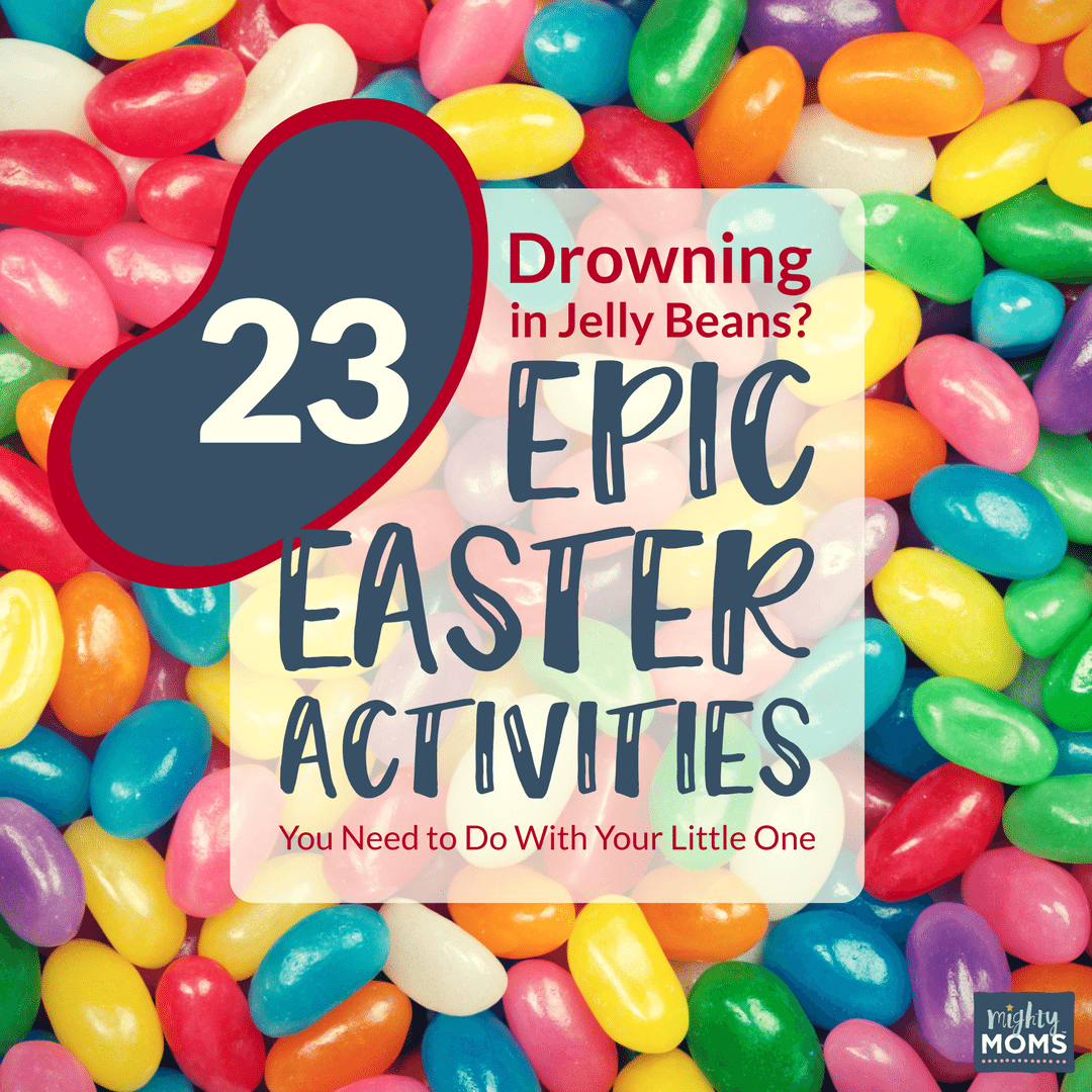 Drowning In Jelly Beans 23 Epic Preschool Easter