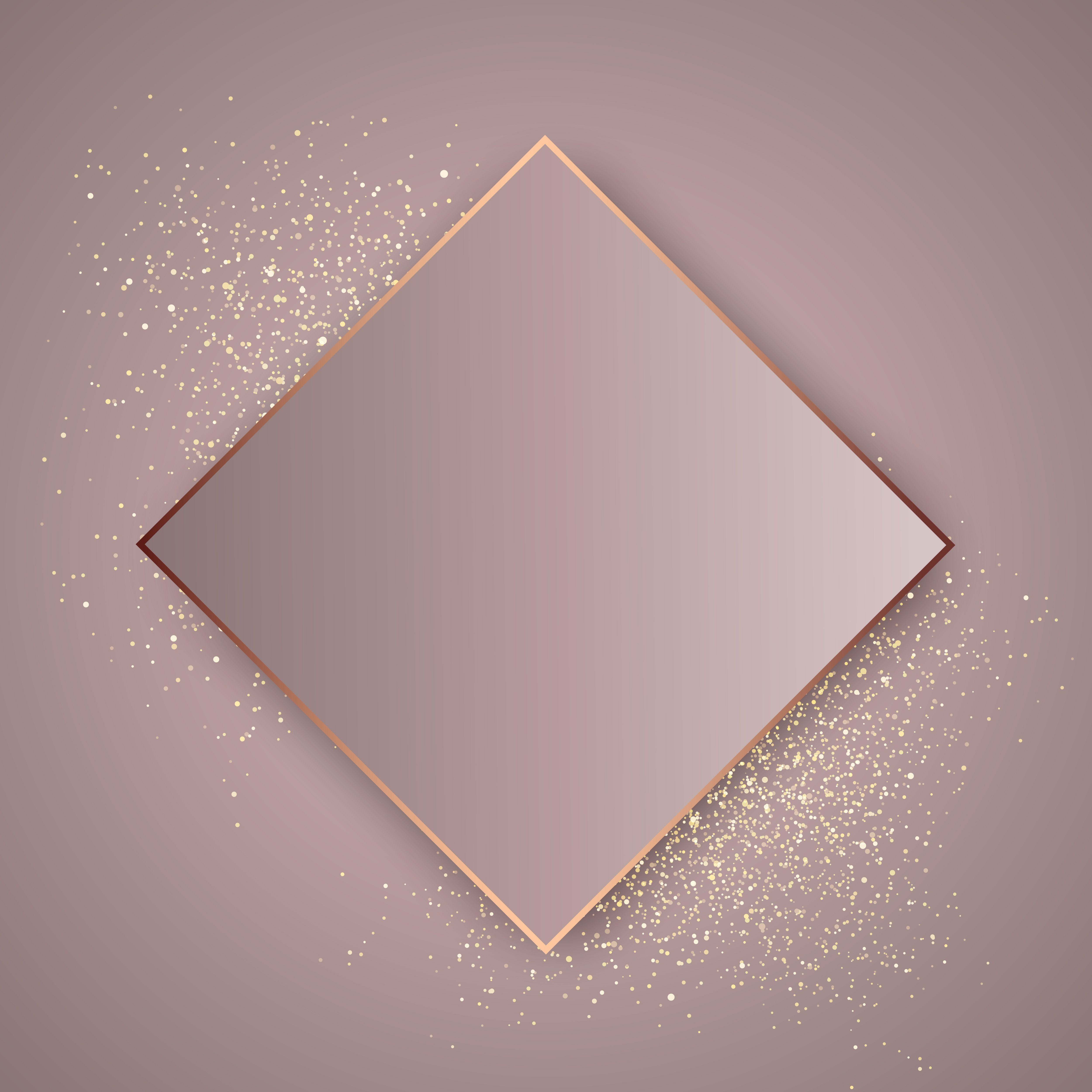 Rose Gold Glitter Background Vector Choose From Thousands Of Free Vectors Clip Art Designs Gold Glitter Background Glitter Background Pink Glitter Background