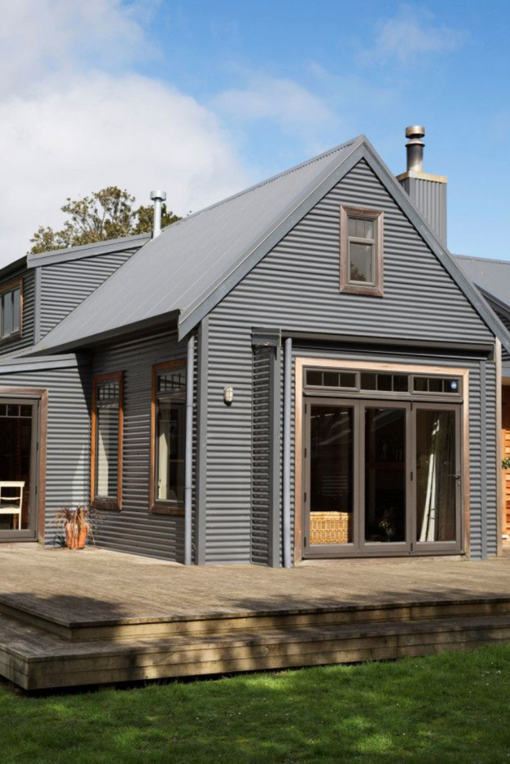 All About Metal Building Homes House Cladding Modern Farmhouse Exterior Metal Building Homes