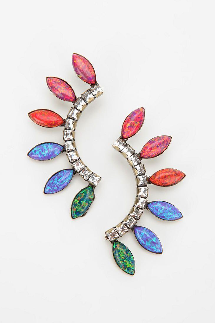 Byron bay earring swarovski crystal earrings