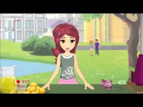 Lego Friends Webisodes Full Episodes Lego Friends Movie English