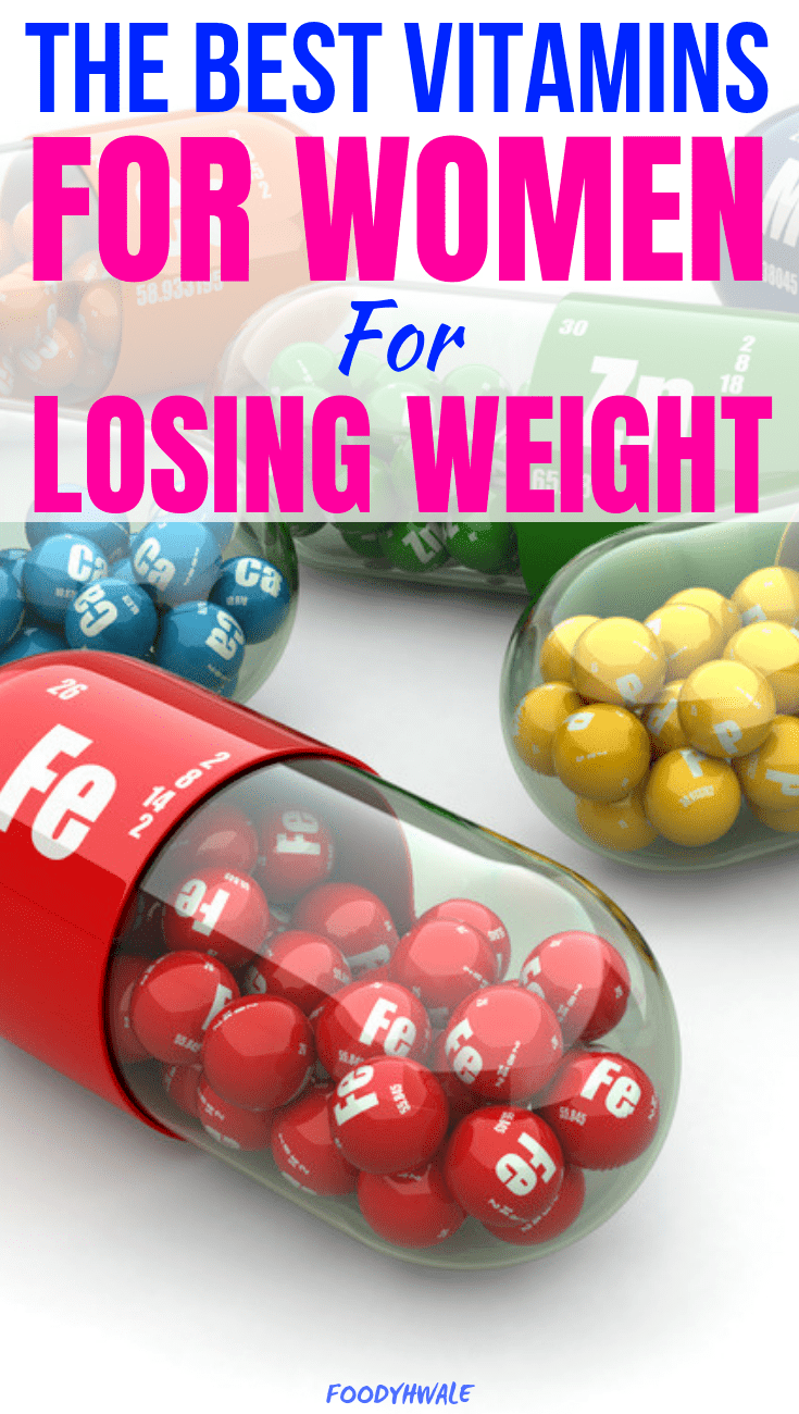 The Best Vitamins For Weight Loss Weekend Bag Diet
