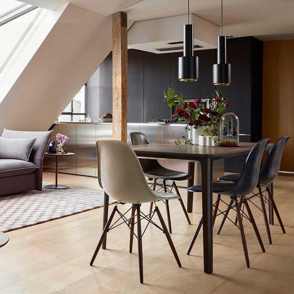 &39;Wohnküche einrichten und gestalten   Connox&39; in 2020   Wohnküche, Wohnen, Beistellstuhl