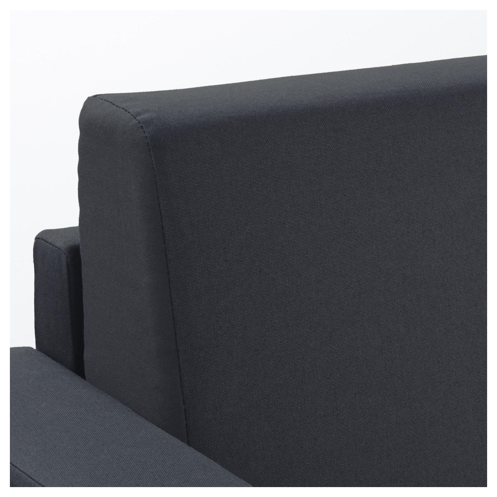Ikea Ullvi Two Seat Sofa Bed Readily Converts Into A Bed Sofa  # Armoire Fin Depliable Cuisine Ikea
