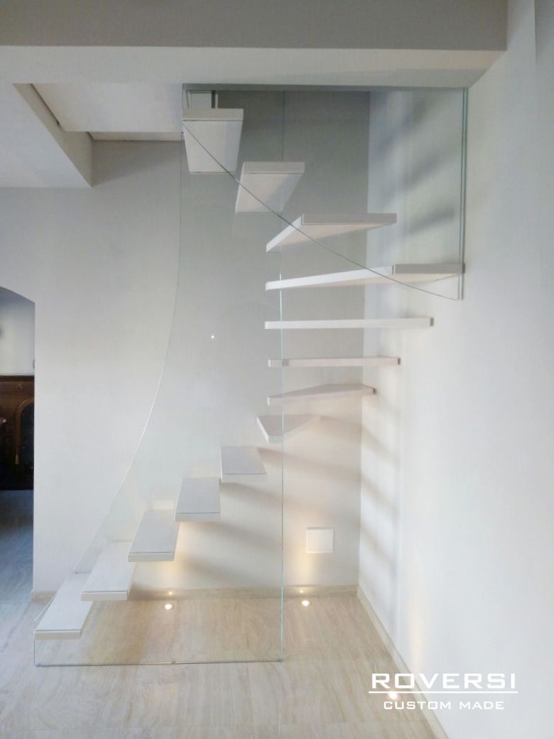 Scale A Chiocciola Moderne scale a chiocciola roversi scale custom made stairs