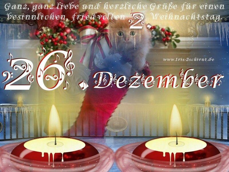 2weihnachtstag Weihnachten Weihnachtsbilder Und