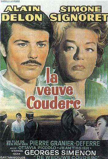 La Veuve Couderc Francia 1971 De Pierre Granier Deferre