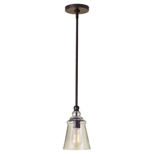 Awesome Feiss Urban Renewal Oil Rubbed Bronze Pendant