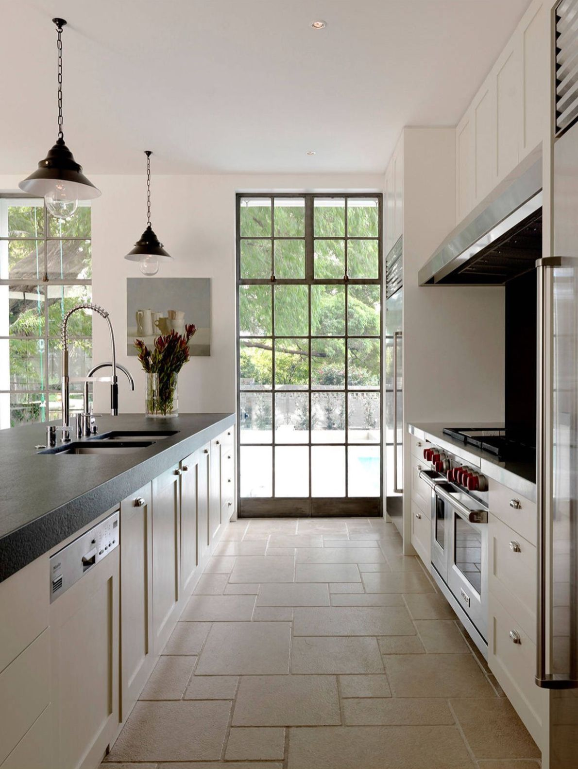 pin by bingley on galley kitchens galley kitchen remodel galley style kitchen small galley on kitchen remodel galley style id=80802