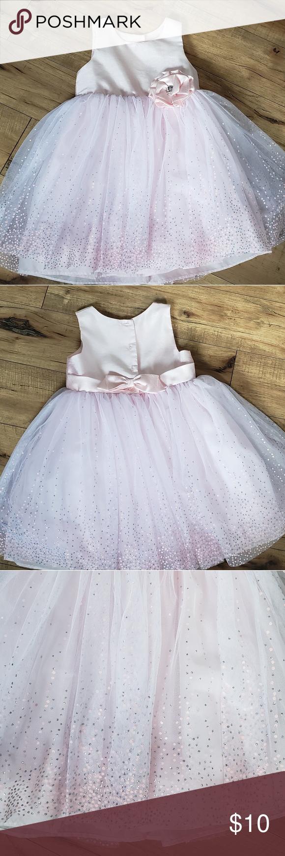 Pink Cherokee Tutu Dress 5t Dresses Tutu Dress Dresses 5t [ 1740 x 580 Pixel ]