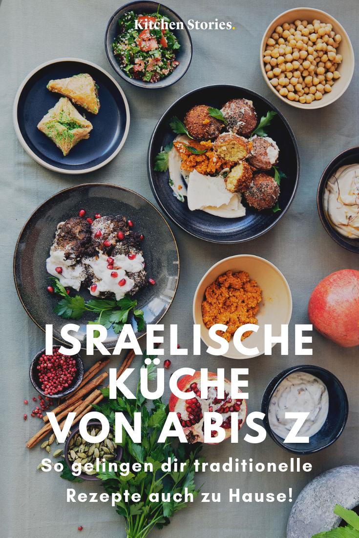 10 köstliche Gründe, warum die israelische Küche so angesagt ist