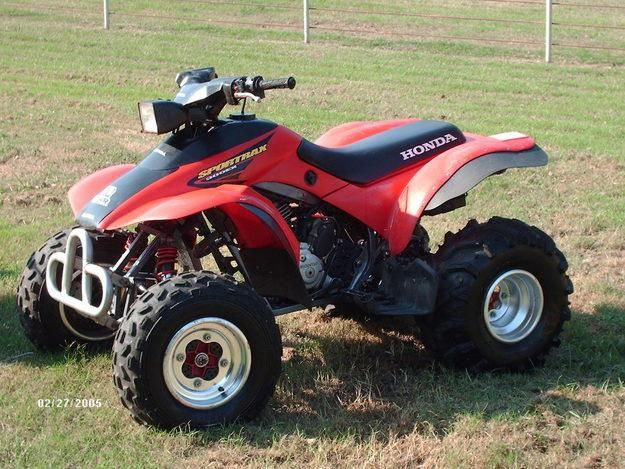 My Exact Quad But Mine Is Yellow My Ride Honda Dirtbikes