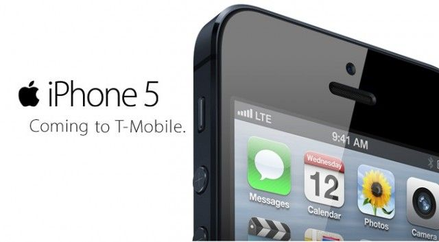 T-Mobile has announced that it will offer the iPhone 5 to customers for its network starting April 12. Read more:    http://www.extremetech.com/electronics/151739-t-mobile-iphone-5-the-ultimate-american-iphone-and-cheaper-too