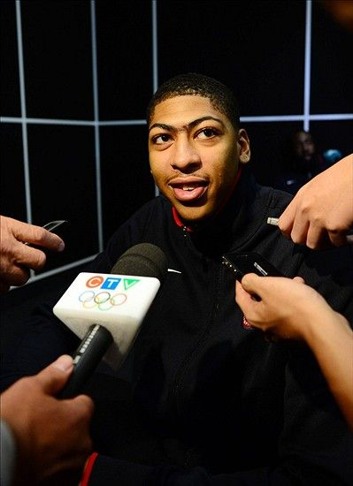 Anthony Davis in Olympic Grad School and Best Case/ Worst Case Scenario for Kentucky Basketball