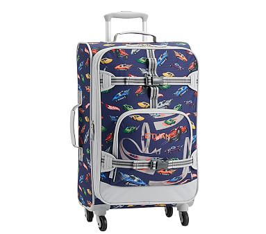 Mackenzie Gray Blue Hot Wheels 174 Spinner Luggage Products