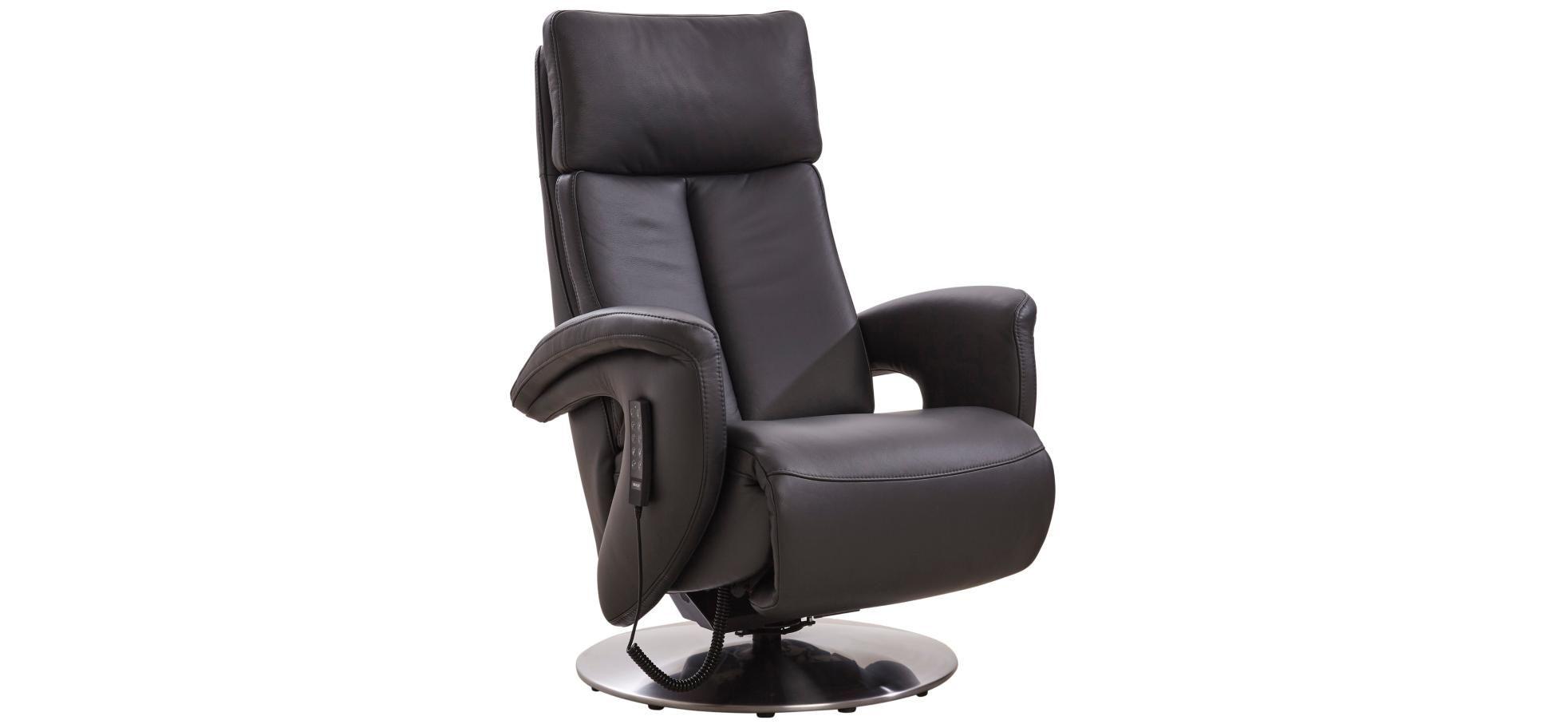 Leder Relaxsessel Global Sitz Konzept 3 Anthrazitfarben Mit Motor Berkemeier Home Company Relaxsessel Anthrazit Farbe Relaxen