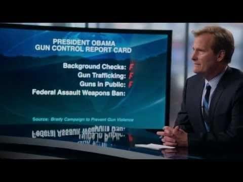 NEWSROOM #5 - Obama vs. Gun Laws