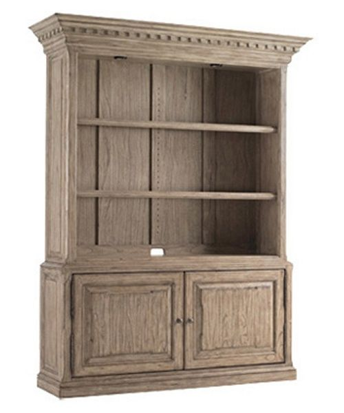 Sligh By Lexington Home Brands Barton Creek Mount Bonnell Bookcase Bookcases At Hayneedle Bookcase Library Bookcase Ashley Furniture Sale
