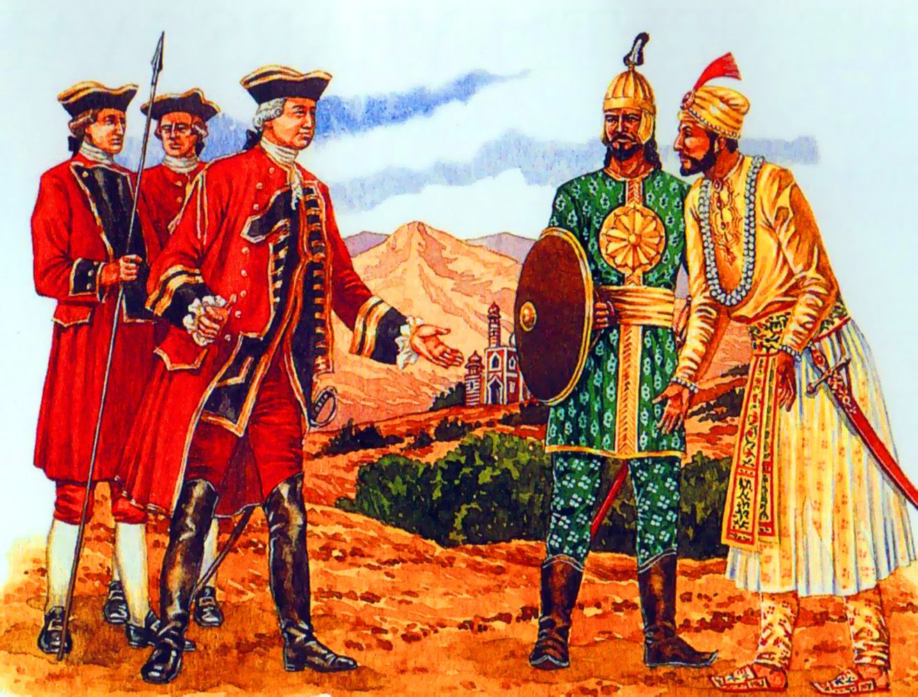 Battle of Plassey, causes of battle of plassey, battle of plassey in marathi, nawab siraj, nawab of bengal, east india company, प्लासीची लढाई, ईस्ट इंडिया कंपनी, बंगालचा नवाब