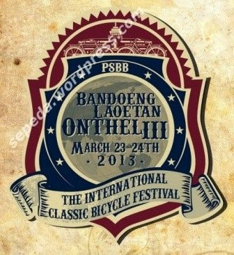 Bandung Lautan Onthel - International Classic Bicycle Festival 2013