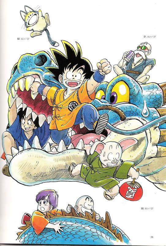 Akira Toriyama The One With The Braid S Collection Of 50 Akira Ideas