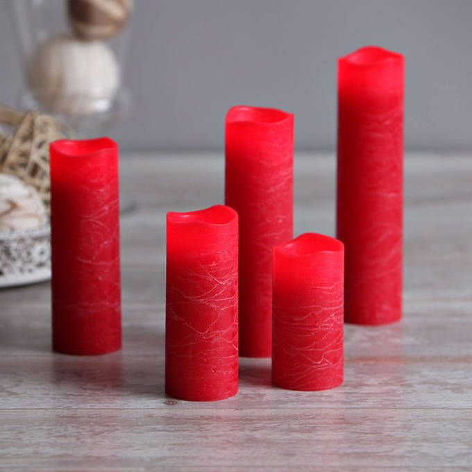 Flameless Candles With Remote Costco Warm Up Your Space With These Slim Melted Edge Flameless Candles