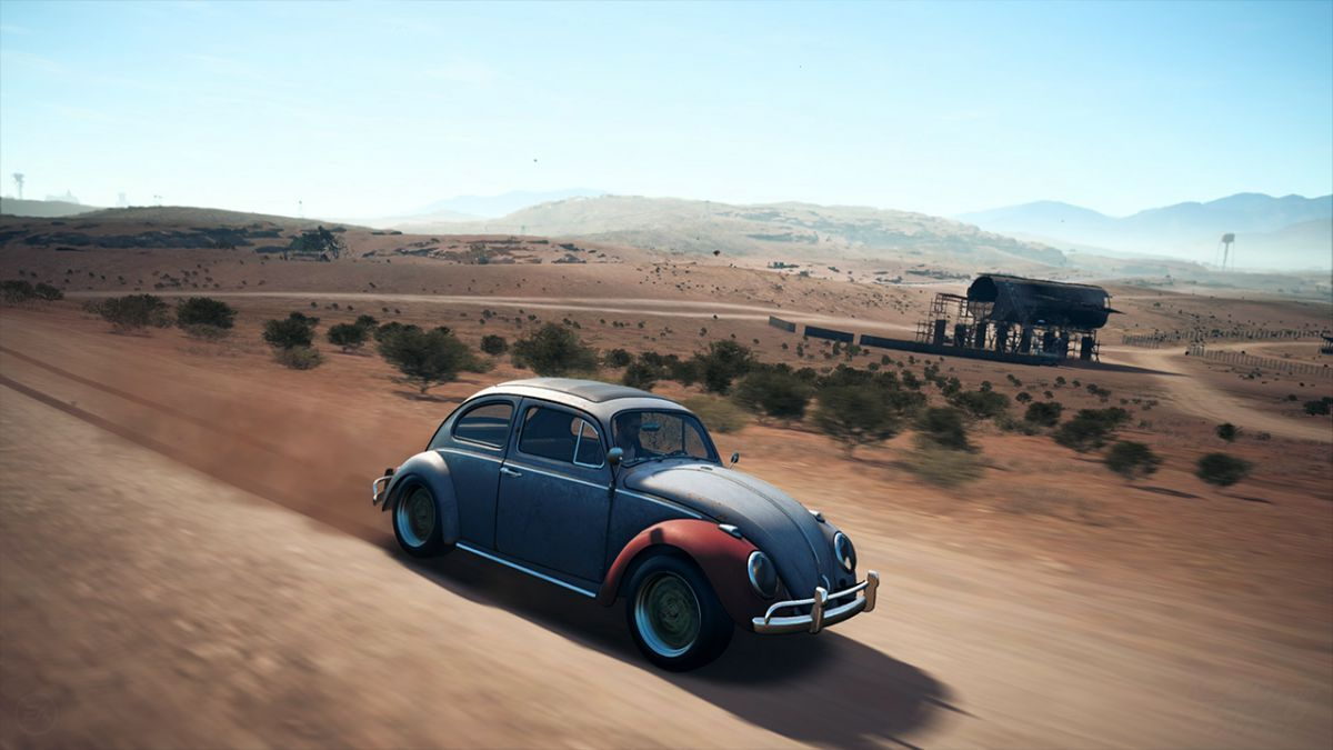 How To Find All The Derelicts In Need For Speed Payback