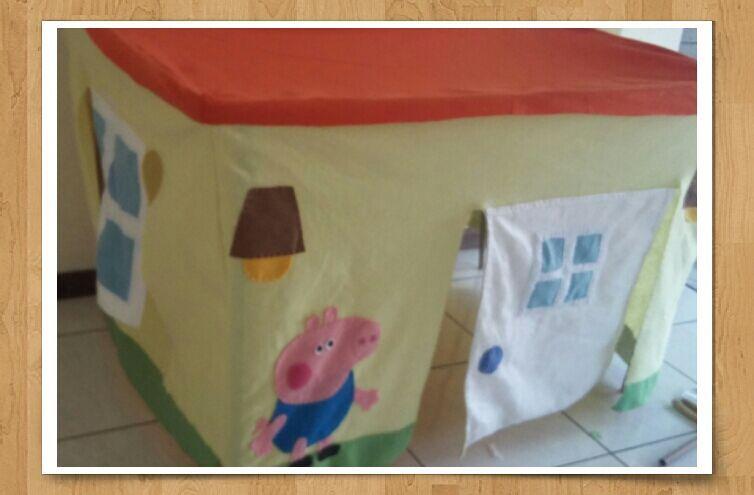 Luiz Pig / Cabana de feltro