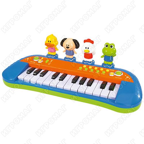 "Simba Baby Пианино ""Веселая ферма"" - это бомба!"
