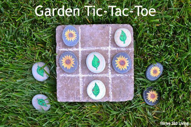 Garden tic tac toe summer garden diy crafts diy crafts do it garden tic tac toe summer garden diy crafts diy crafts do it yourself summer crafts tic solutioingenieria Gallery