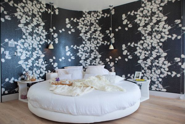 Romantic Beds romantic round bed for fashionable bedroom design | bedroom