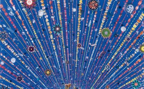 fred tomaselli prints - Google Search