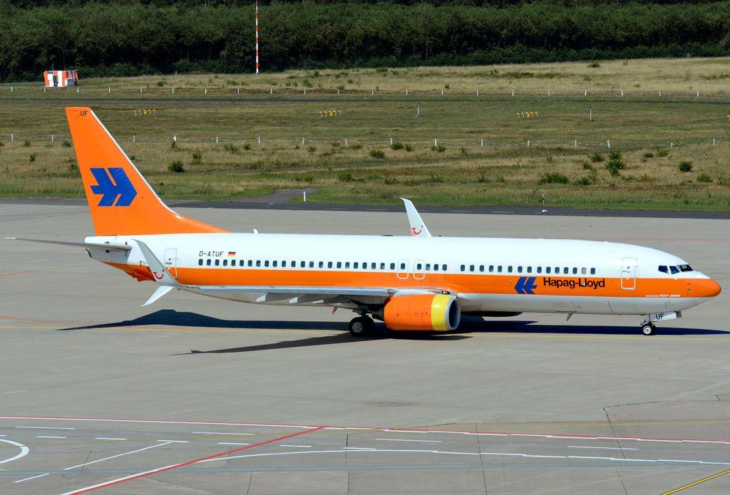 B 737-800