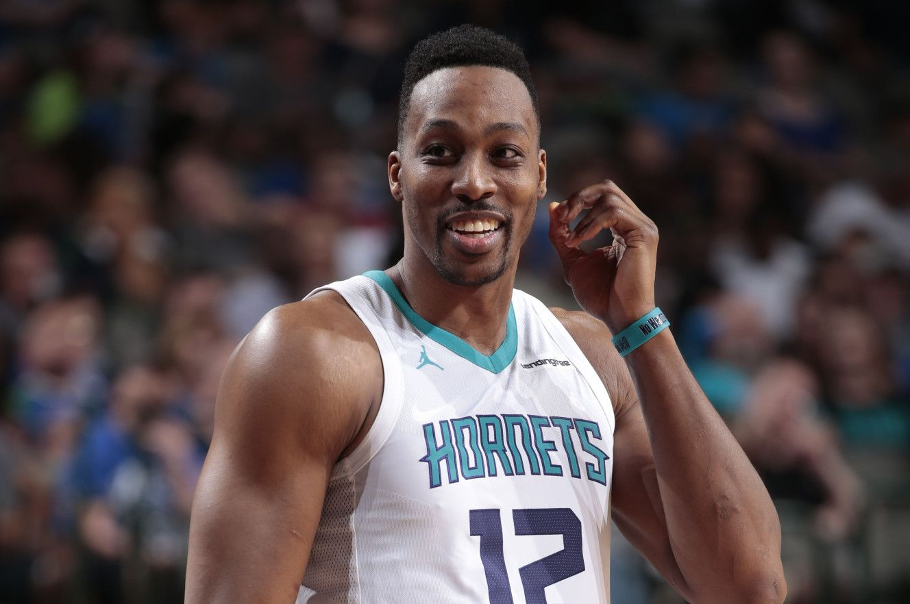 Nets trading for Dwight Howard in NBA stunner Dwight