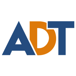 Adt Logo Embroidery Design Embroidery Logo Embroidery Designs Logos