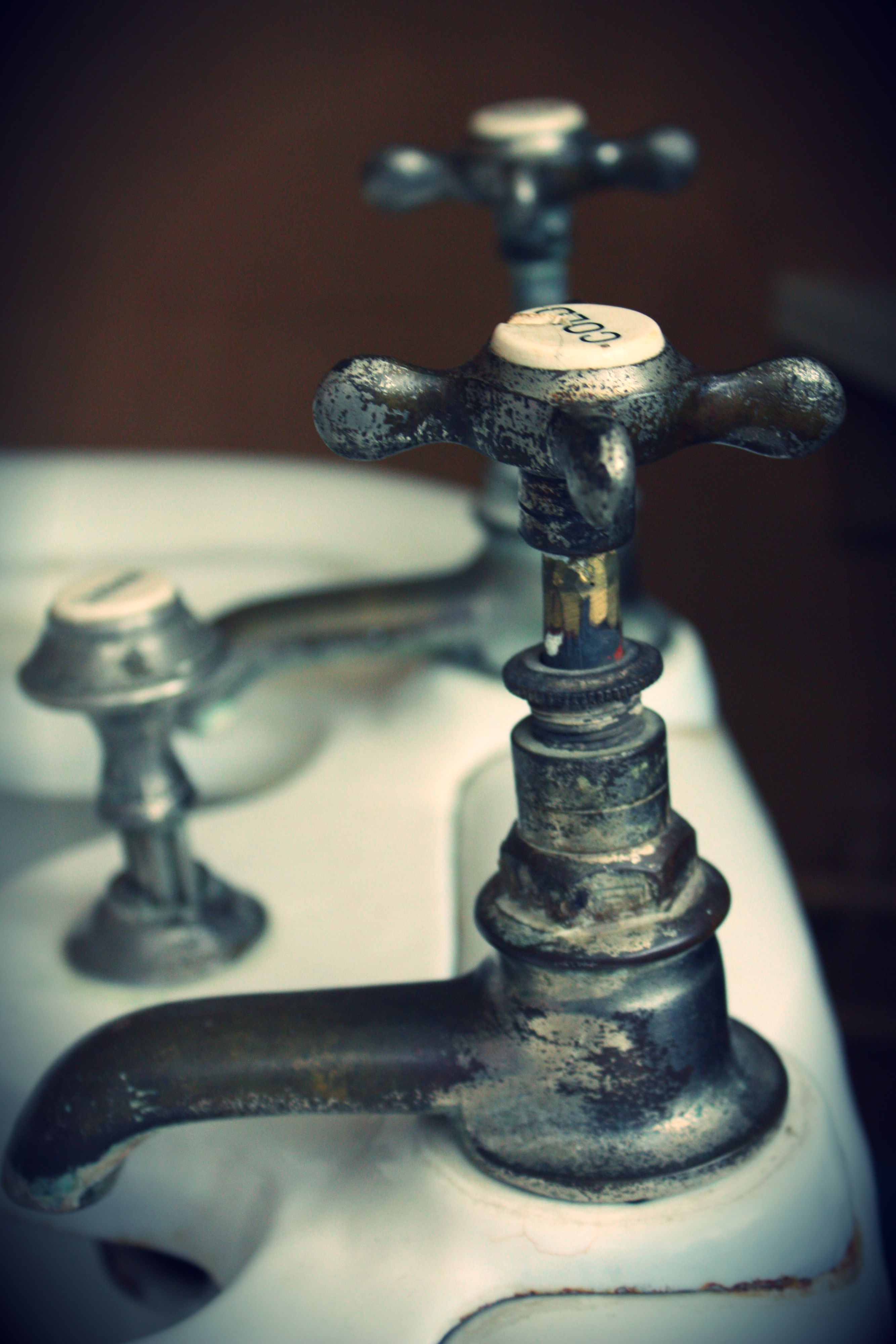 beautiful old taps | Interesting | Pinterest | Taps, Country charm ...