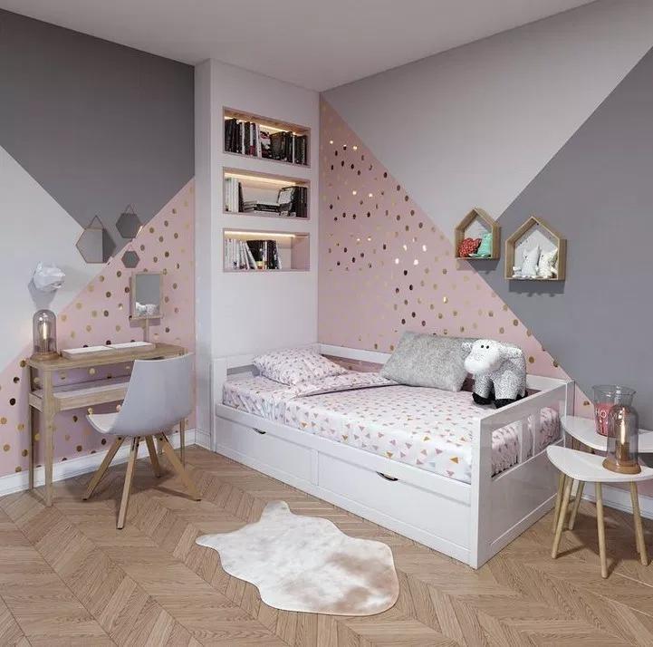 Creative Kids Bedroom Decorating Ideas 40 Home Design Ideas Bedroom Decorating Tips Girly Bedroom Childrens Bedrooms
