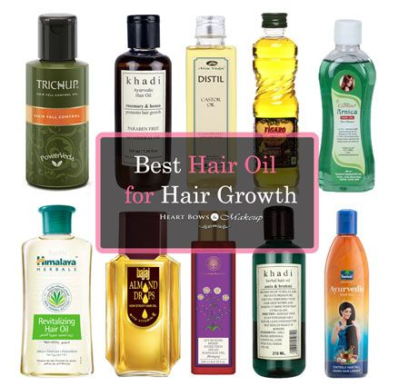 Best Hair Oil In India For Fast Hair Growth