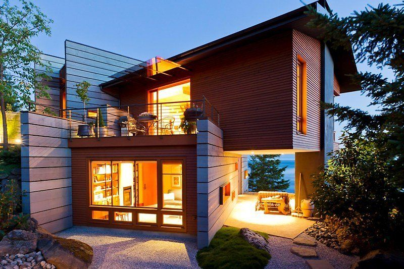 31 Houses With Epic Views You Only Find In Seattle Seattle, Porch