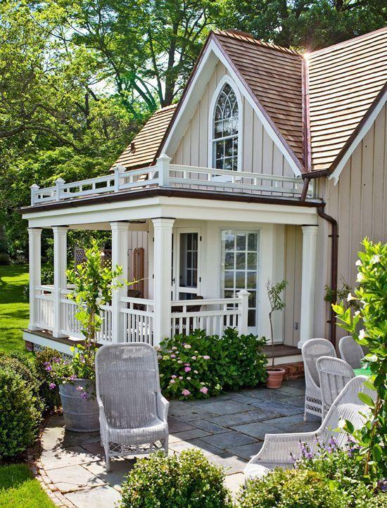 George Washington hat hier geschlafen – #George #sleep #hat #here #porches, #George #ge …   – DIY Traumhaus Blog